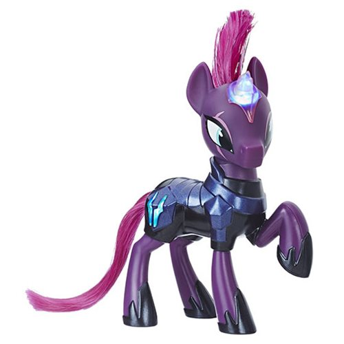 My Little Pony The Movie Lightning Glow Tempest Shadow Figure