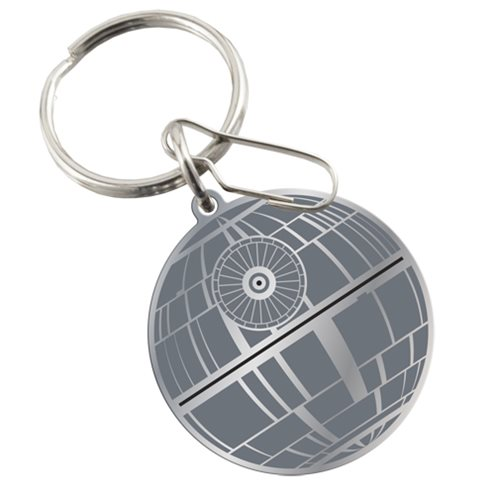 Star Wars Death Star Enamel Key Chain