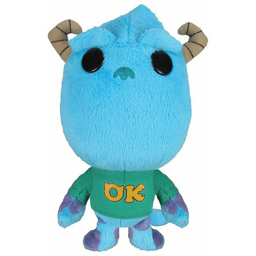 Monsters University Sulley Disney Pop! Plush