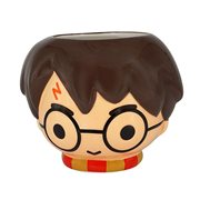 Harry Potter Head Ceramic Mug