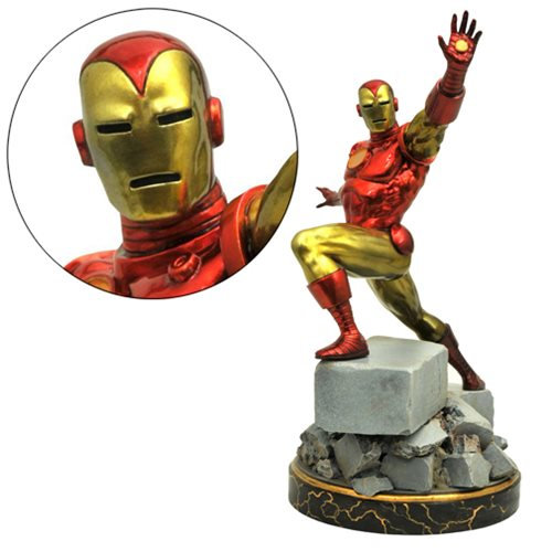 Marvel Premier Collection Iron Man Statue