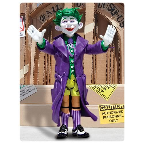 Just-Us-League Stupid Heroes Series 3 Joker Action Figure