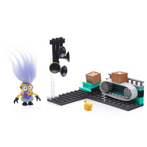 Mega Bloks Despicable Me Mailroom Mania Playset, Not Mint
