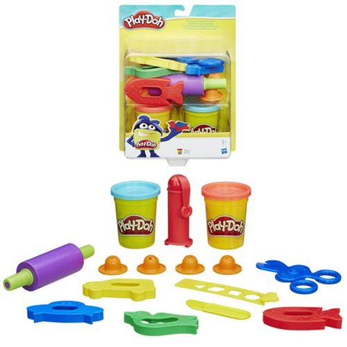 Play-Doh Rollers and Cutters Tools