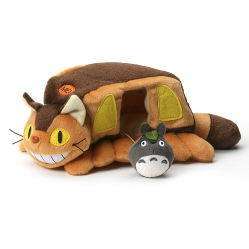 My Neighbor Totoro Catbus House Plush