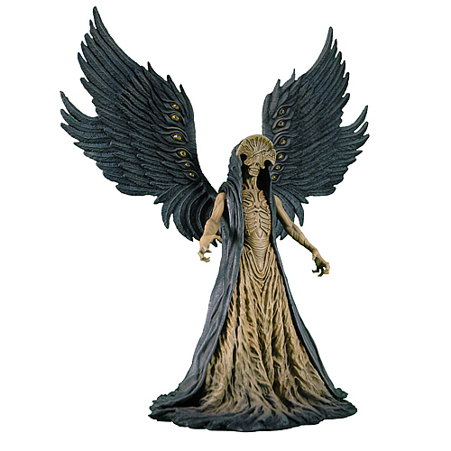 Hellboy II The Golden Army Angel of Death Deluxe Figure