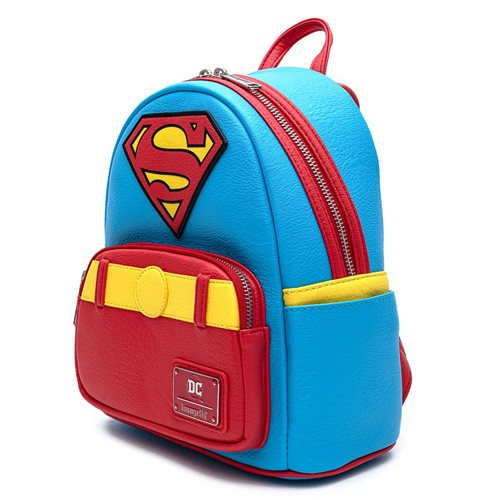 Superman Vintage Cosplay Mini-Backpack