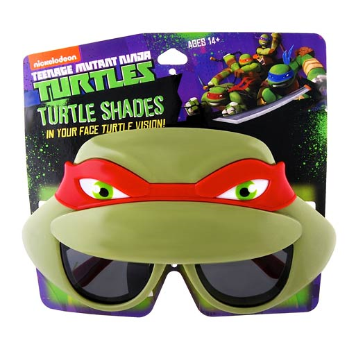 Teenage Mutant Ninja Turtles Raphael Mask Sunglasses