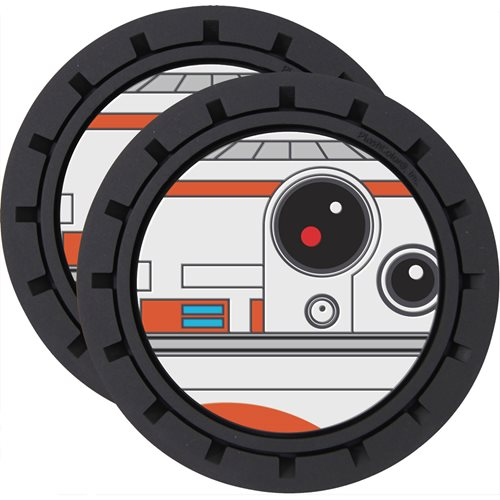 Star Wars BB-8 2-Pack Car Cup Coaster Set