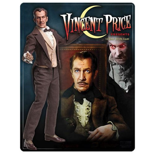 Vincent Price 1:6 Scale Action Figure