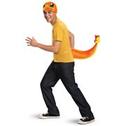 Pokeomon Charmander Adult Roleplay Accessory Kit