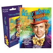 Willy Wonka and the Chocolate Factory 100-Piece Pocket Puzzle