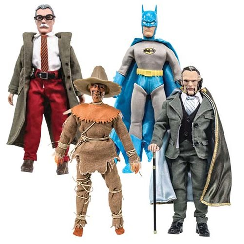 Batman Retro Action Figures Series 4 Set