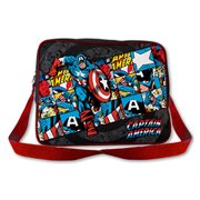 Marvel Comics Captain America Messenger Bag