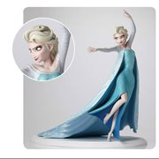 Walt Disney Archives Collection Frozen Elsa Maquette Statue