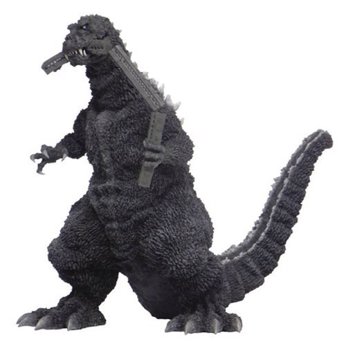 Godzilla 1954 Train Biting Version Vinyl Figure - Previews Exclusive