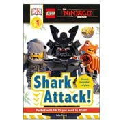 The LEGO Ninjago Movie Shark Attack DK Readers 1 Paperback Book