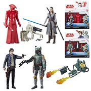 Star Wars: The Last Jedi 3 3/4-Inch Action Figure 2-Packs Wave 1 Set