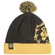 World of Warcraft Alliance Pom Beanie