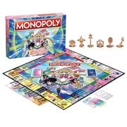 Sailor Moon Monopoly Game