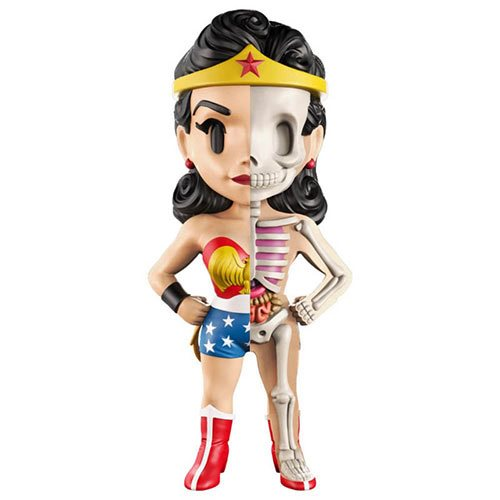 Wonder Woman Golden Age Wonder Woman XXRAY 4-Inch Vinyl Figure