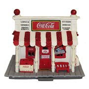 Coca-Cola General Store Light-Up Statue