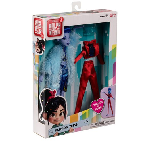 Wreck-It Ralph 2 Vanellope Fashion Doll