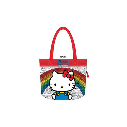 Hello Kitty Sequin Rainbow Purse