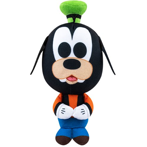 Mickey Mouse Goofy 4-Inch Plush