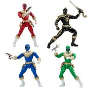 Power Rangers Legacy Wave 6 Action Figure Case