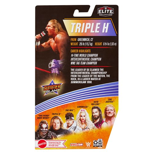 WWE Elite Collection Series 86 Action Figure Case