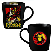 Iron Man Marvel 12 oz. Ceramic Mug