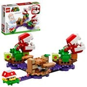 LEGO 71382 Super Mario Piranha Plant Puzzling Challenge Expansion Set