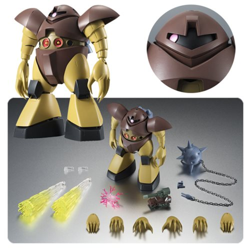 Mobile Suit Gundam MSM-03 Gogg A.N.I.M.E. Version Robot Spirits Action Figure
