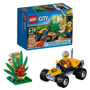 LEGO City Jungle 60156 Jungle Buggy
