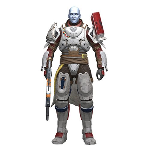 Destiny 2 Zavala 7-Inch Action Figure, Not Mint