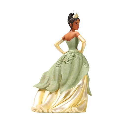 Disney Showcase Princess and the Frog Tiana Couture de Force Statue