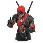 Marvel Deadpool Zombie 1:6 Scale Mini-Bust - San Diego Comic-Con 2020 Previews Exclusive