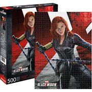 Marvel Black Widow Movie 500-Piece Puzzle