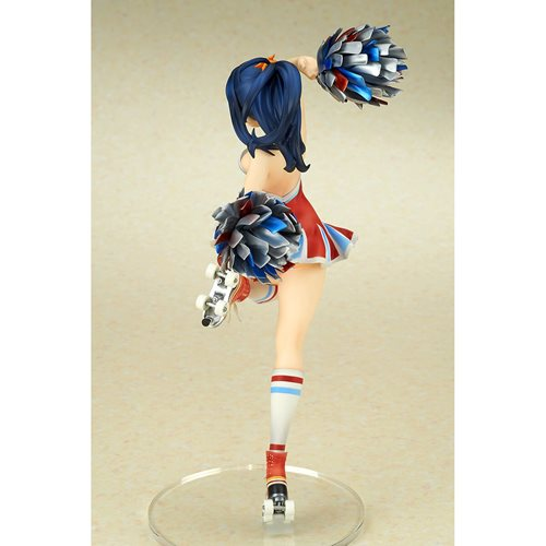 SSSS.Gridman Rikka Takarada Cheer Girl Version 1:7 Scale Statue