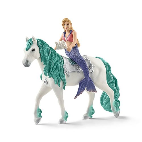 Bayala Princess Gabriella with Underwater Horse Collectible Figure
