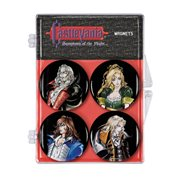 Castlevania: Symphony of the Night Magnet 4-Pack