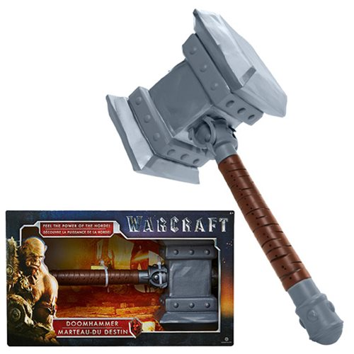 Warcraft Doomhammer Roleplay Prop Replica