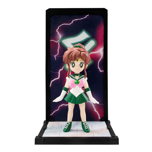 Sailor Moon Sailor Jupiter Tamashii Buddies Mini-Statue