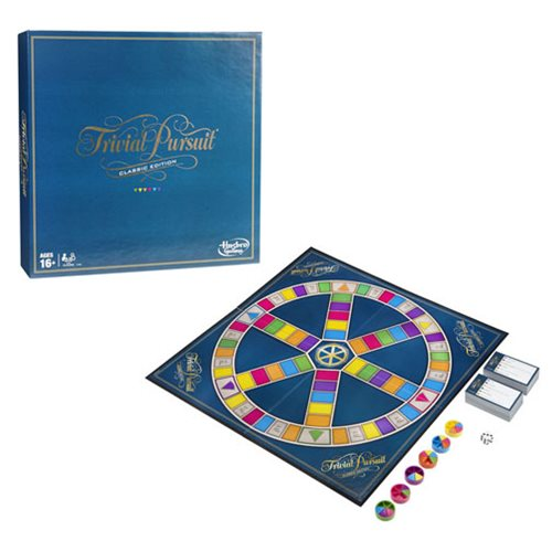 Trivial Pursuit Classic Edition Game