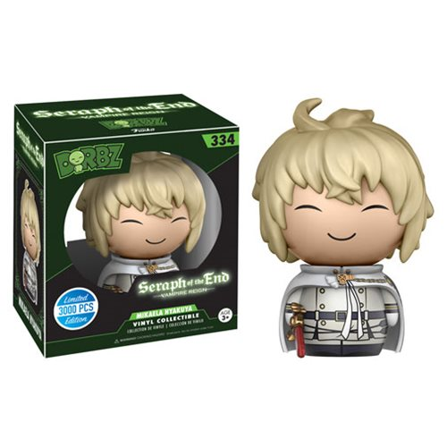 Seraph of the End Mikaela Dorbz Vinyl Figure