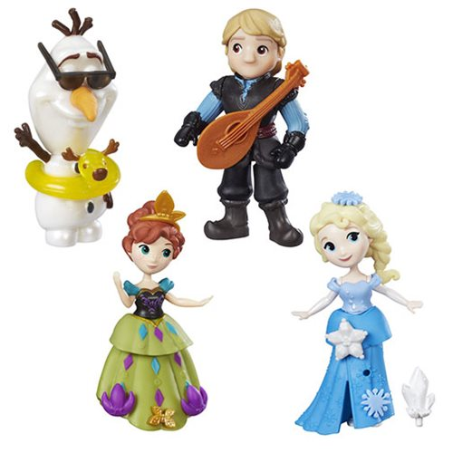 Frozen Small Doll Assortment Wave 2 Case