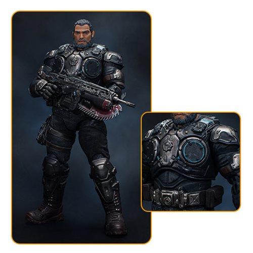 Gears Of War Marcus Fenix 1 12 Scale Action Figure