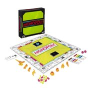 Monopoly Neon Pop Board Game