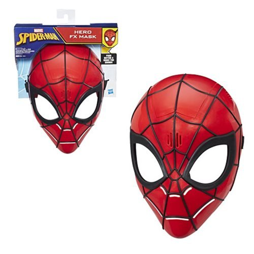 Spider-Man Hero FX Mask